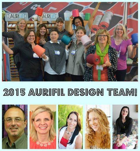 Aurifil 2015 Design Team