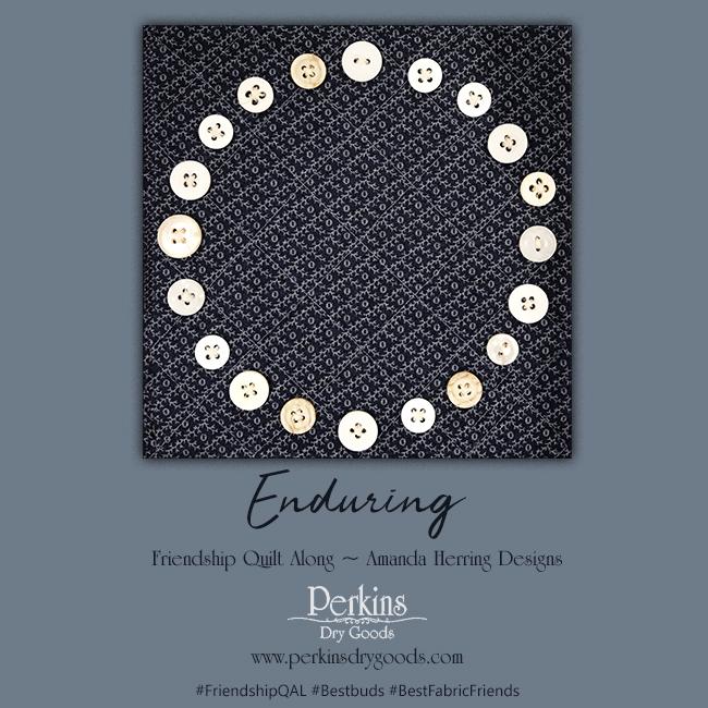 Enduring quilt block