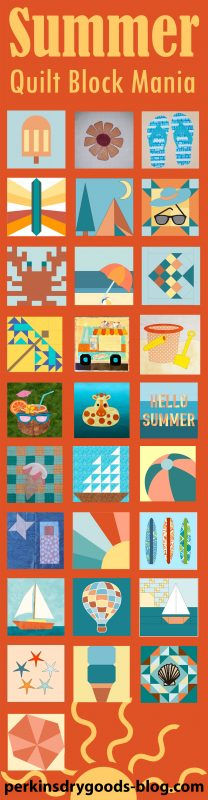 #Quilt Block Mania group image