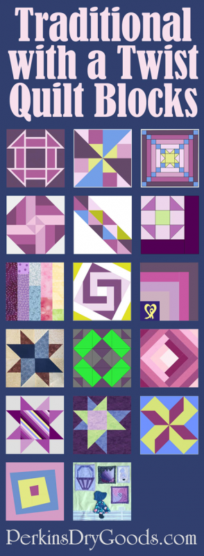 Collection of blocks